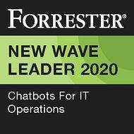 2020Q4_Chatbots For IT Operations_Leader Badge